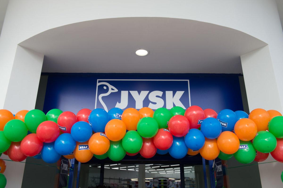 Νέο κατάστημα JYSK στα Τρίκαλα