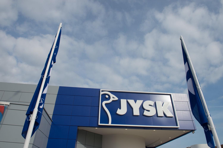 JYSK store