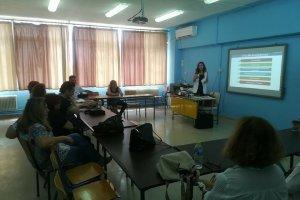 Σεμινάριο για εκπαιδευτικούς σε θέματα μαθητείας στο 2ο ΕΠΑΛ Λάρισας