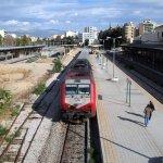 ΤΡΑΙΝΟΣΕ: Διακόπη δρομολογίων από Θεσσαλονίκη προς Αθήνα