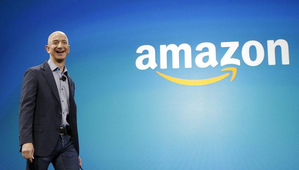 Ο Μπέζος και επίσημα πλουσιότερος άνθρωπος στον κόσμο