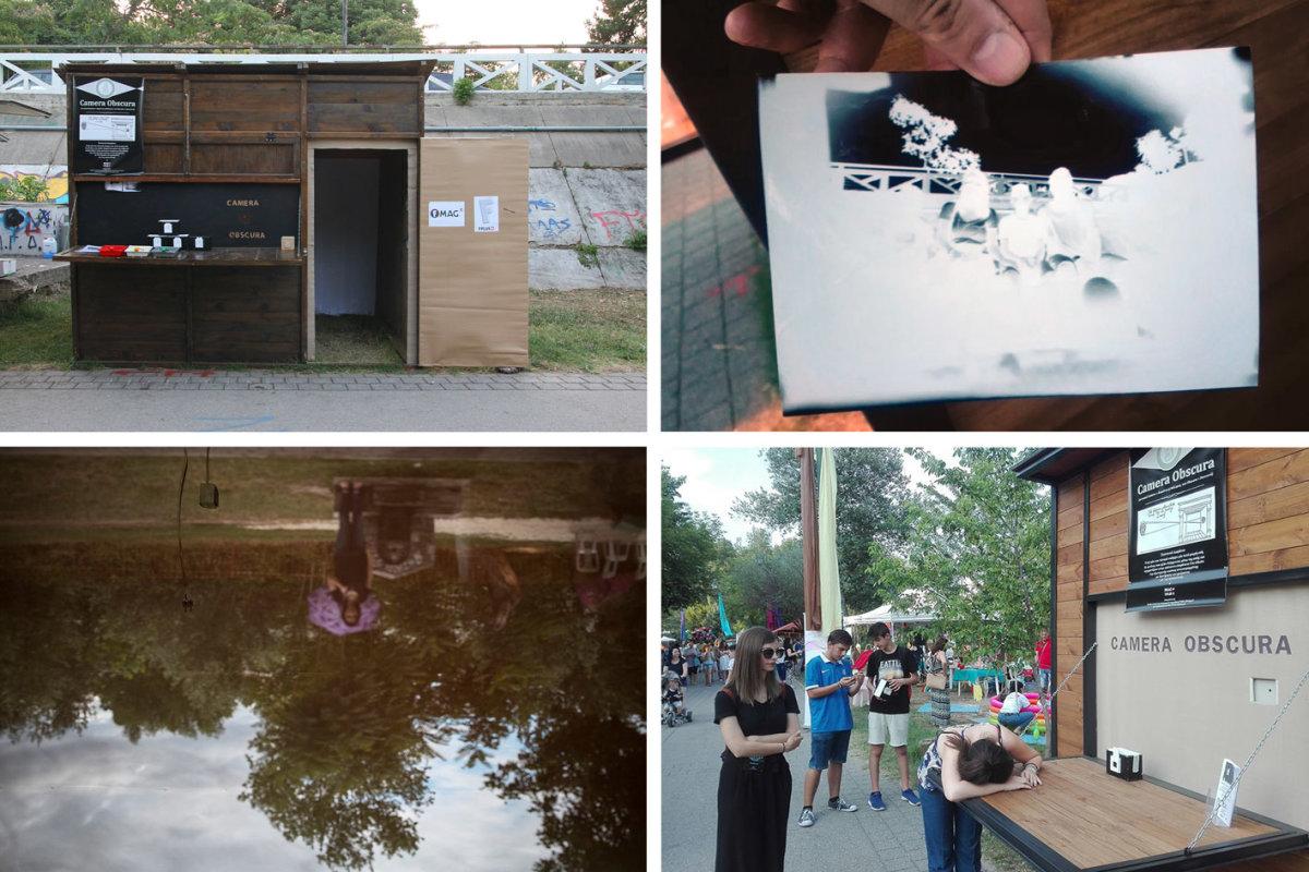 Φωτογραφικές δράσεις από fplus και fmag στο Φεστιβάλ Πηνειού