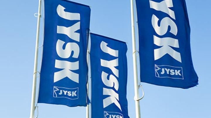 Επέκταση του δικτύου καταστημάτων JYSK