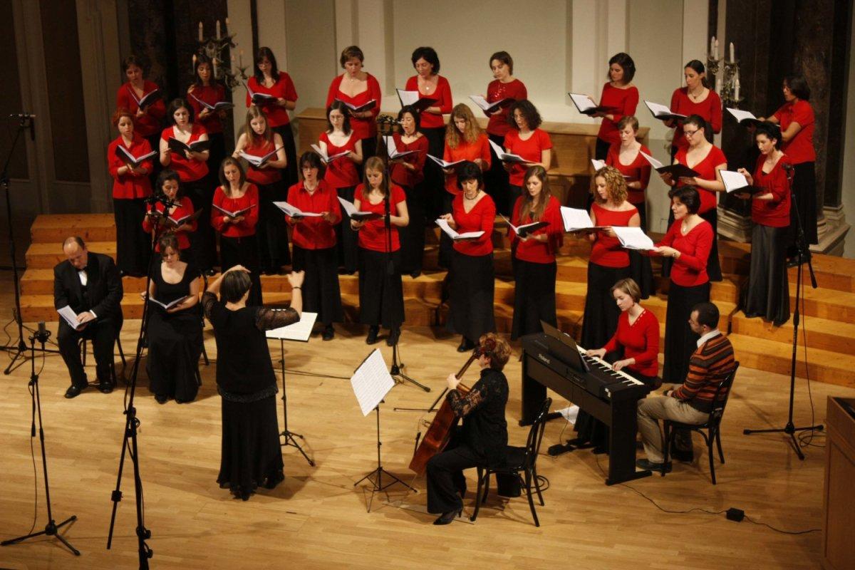 Συναυλία στο ΔΩΛ από την Ουγγρική Γυναικεία Χορωδία «Musica Nostra»