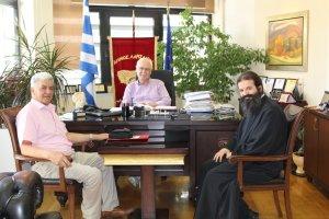 Συζήτηση για τον Ι.Ν. Αγ. Αικατερίνης στο Αλκαζάρ