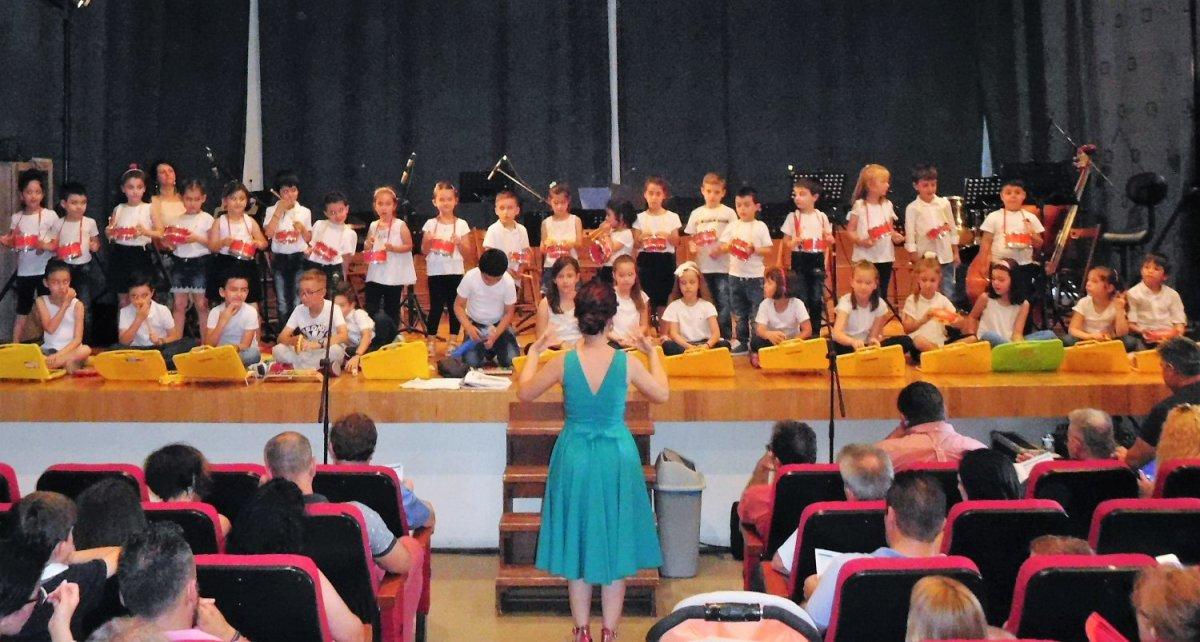 Απολογισμός έτους για τη Μουσική Σχολή Νίκαιας του Δήμου Κιλελέρ