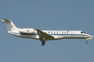 Αεροδιακομιδή δίχρονου ασθενούς στο εξωτερικό με αεροσκάφος της Πολεμικής Αεροπορίας