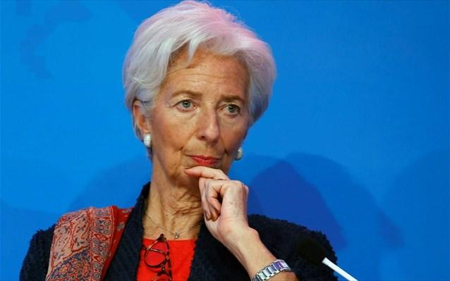 Λαγκάρντ: Ουδέν σχόλιο για Ελλάδα