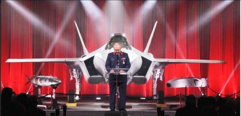 Η Τουρκία παρέλαβε δύο F-35 – Αλλά υπάρχει ένα προβληματάκι…