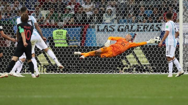 «Κατάπιε» την Αργεντινή η Κροατία