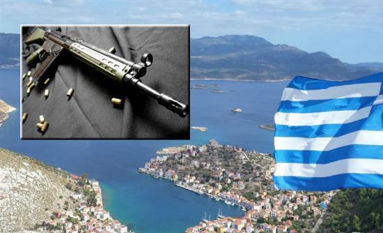 Δόκιμος αξιωματικός έκλεψε στρατιωτικό τυφέκιο από Φυλάκιο στο Καστελόριζο
