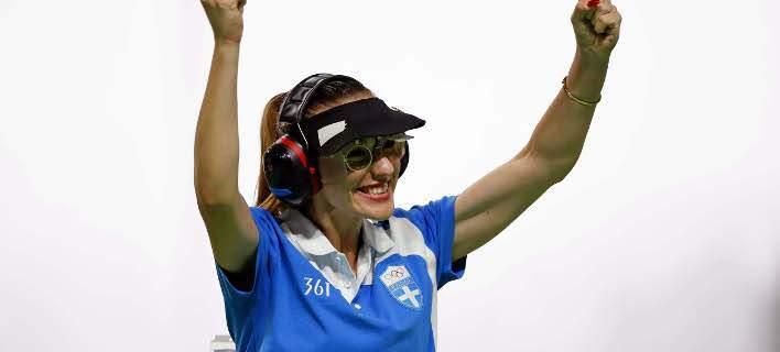 «Χρυσή» η Άννα Κορακάκη στους Μεσογειακούς Αγώνες