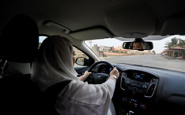 Σ. Αραβία: Επετράπη για πρώτη φορά η οδήγηση στις γυναίκες