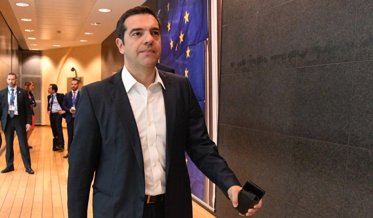 Τσίπρας: Εμείς αποφασίζουμε για το πώς θα επιτευχθούν οι στόχοι