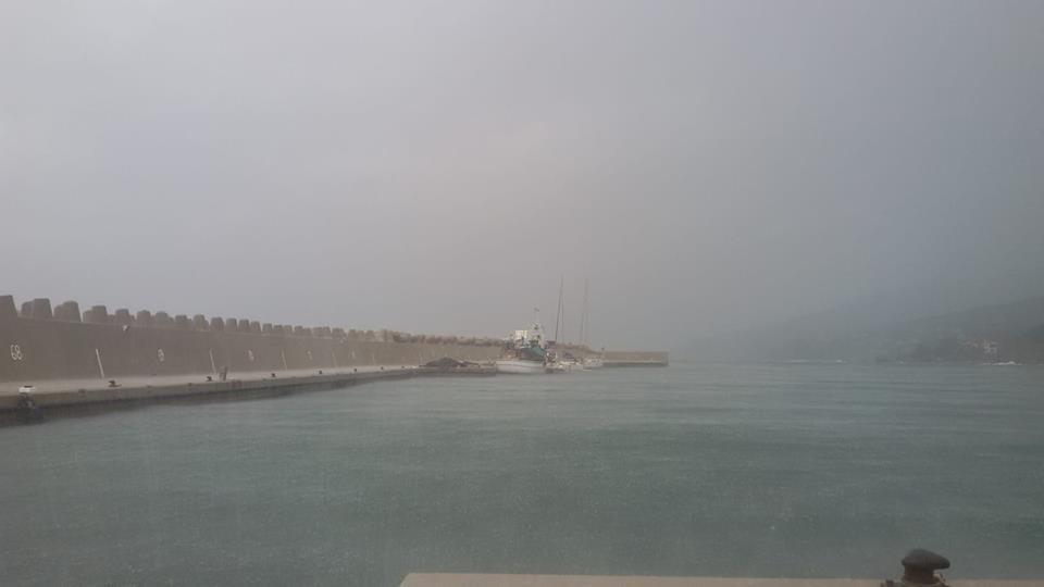 Αγίοκαμπος λιμάνι
