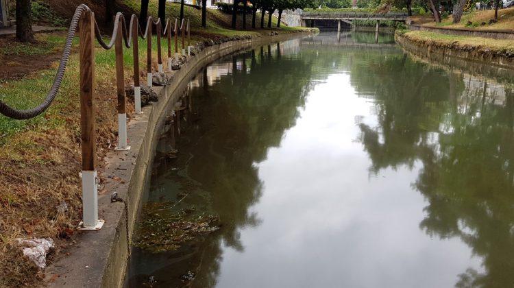 Οικολογικό έγκλημα στα Τρίκαλα- Πετρελαιοκηλίδα στον Ληθαίο ποταμό