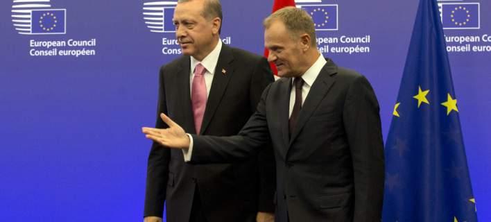 «Κόλαφος» της ΕΕ για Τουρκία