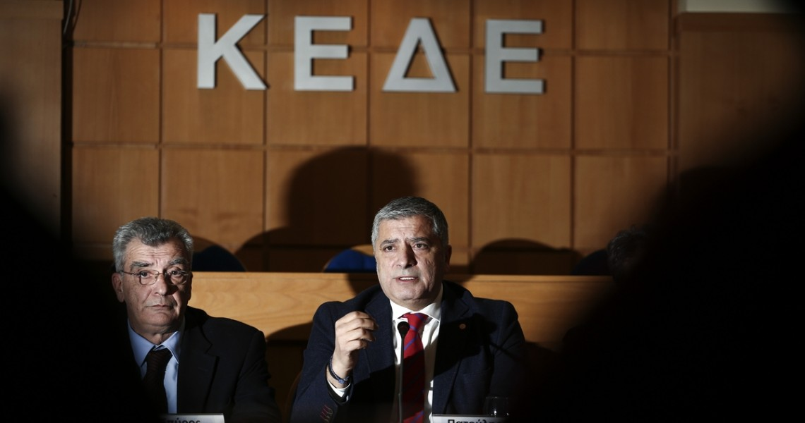 Δημοψήφισμα για τη συμφωνία με την ΠΓΔΜ ζητούν οι δήμαρχοι