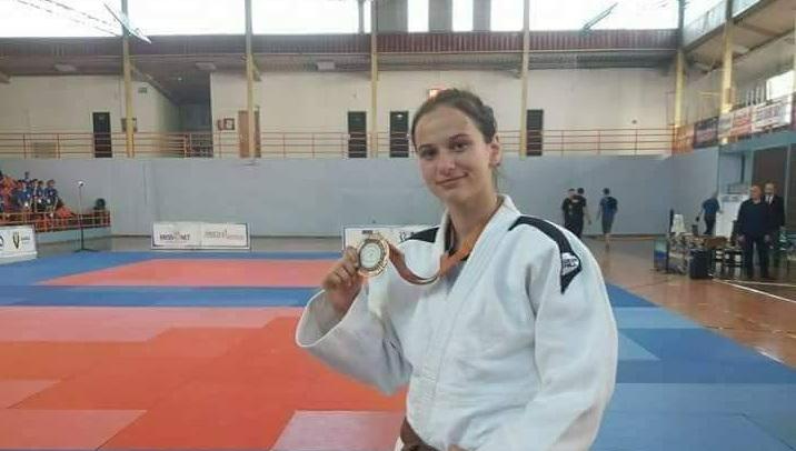 Στο πανευρωπαϊκό πρωτάθλημα τζούντο η Λαρισαία Μαριάντα Κουτσιώρη