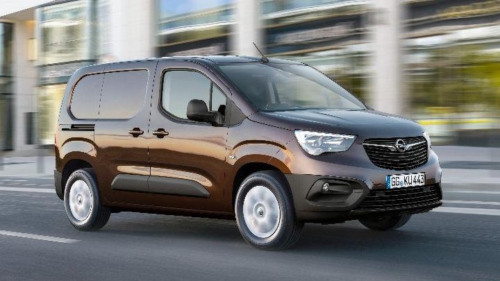 Η Opel ανακοινώνει την 5η γενιά του επαγγελματικού μοντέλου της Combo