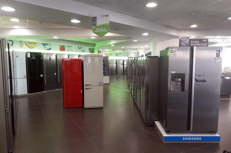 Electronet Β.Κ. Καζάνα: Σε όλα τα ψυγεία, πλυντήρια, κουζίνες μισή τιμή στο 2ο προϊόν