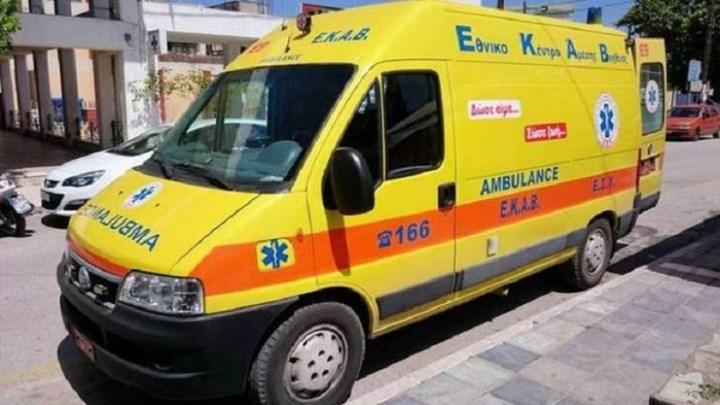 Μεθυσμένος τουρίστας προσπάθησε να κλέψει ασθενοφόρο