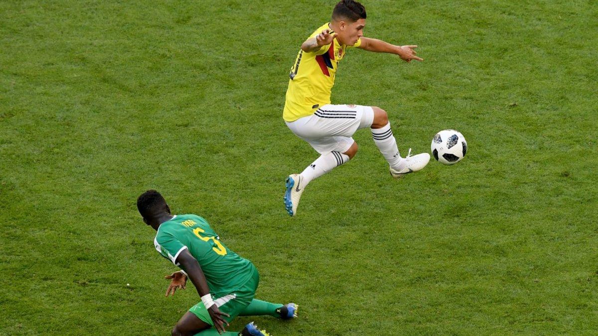 Στην επόμενη φάση η Κολομβία…