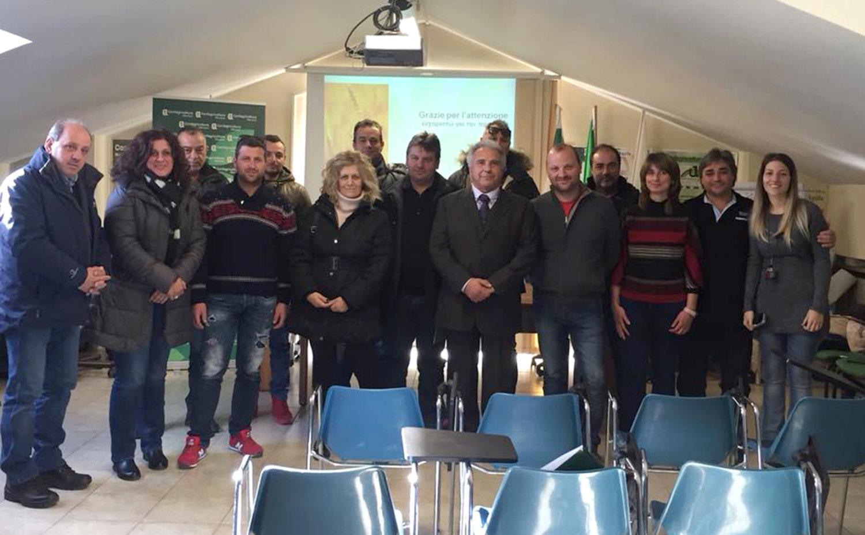 Αγροτικός Συνεταιρισμός Πυργετού-ΕRASMUS (4)