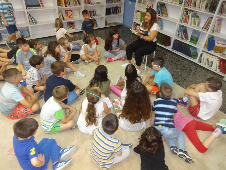 Βιβλιοθήκη Λάρισας (1)