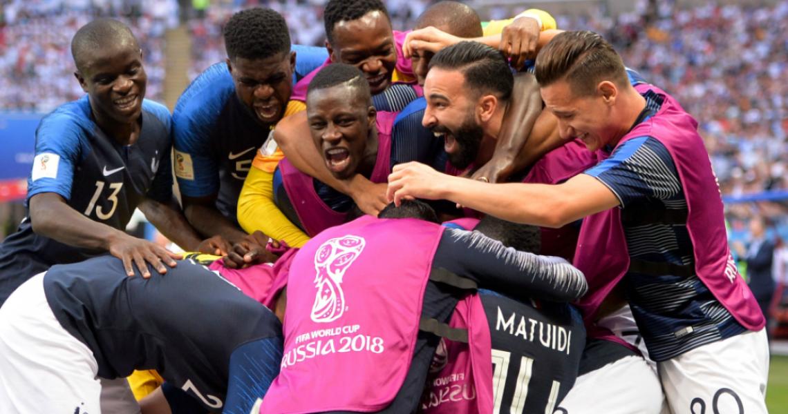 Η Γαλλία σκόρπισε με ανατροπή την Αργεντινή και βλέπει κούπα!