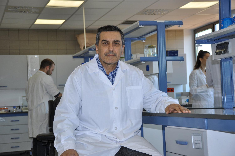 Ο Καθηγητής Φυσιολογίας Ζωικών Οργανισμών – Τοξικολογίας Δ. Κουρέτας