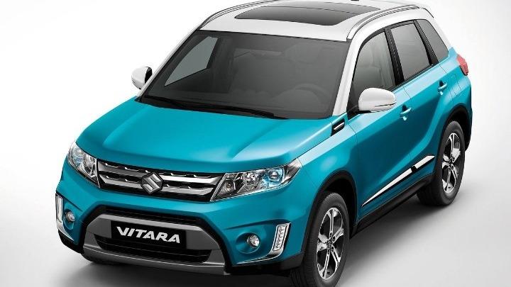 Τα συστήματα ασφάλειας του Suzuki Vitara
