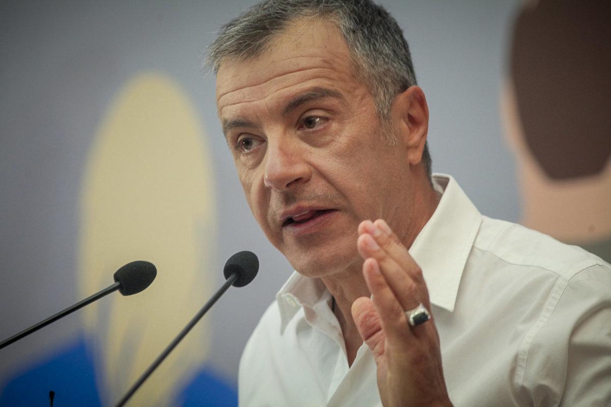 Δεν βλέπει πρόωρες εκλογές το φθινόπωρο ο Σταύρος Θεοδωράκης