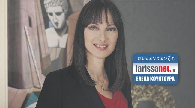 Κουντουρά: «Αναπτύσσουμε στρατηγικά τα παράλια Λάρισας»