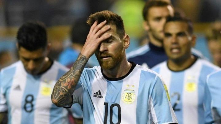 Αμφίβολο το μέλλον του Μέσι στην Εθνική Αργεντινής