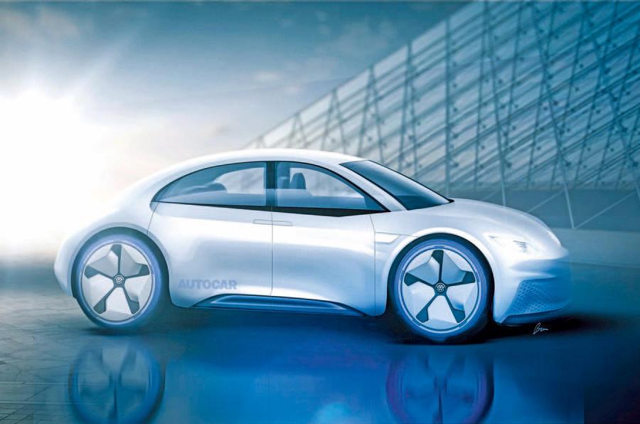 Το νέο Volkswagen Beetle θα είναι ηλεκτρικό