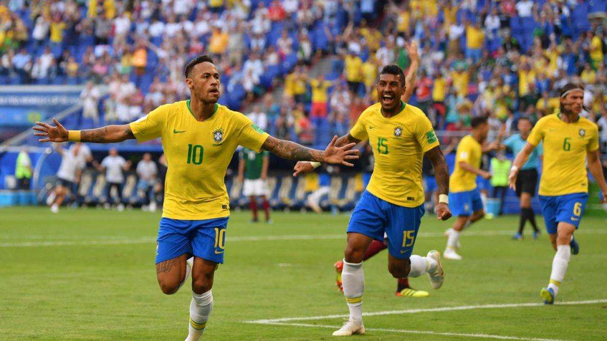Στους «8» η Βραζιλία