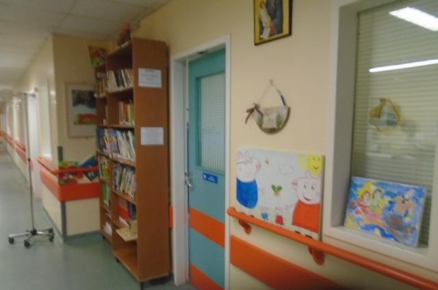 Το Λαογραφικό Μουσείο στην Παιδιατρική Κλινική του ΠΠΓΝ Λάρισας