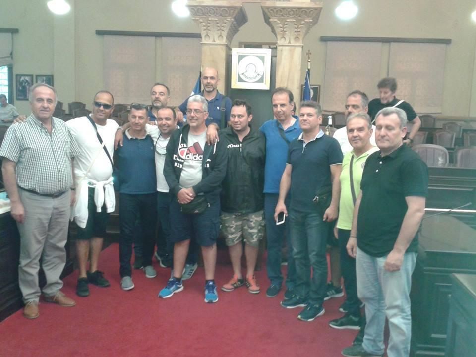 Στη Λάρισα το επόμενο Πανελλήνιο Ποδοσφαιρικό Πρωτάθλημα Συλλόγων Εκπαιδευτικών