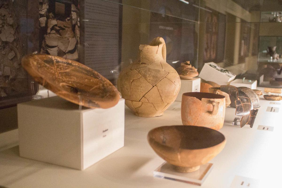 Εγκαινιάζεται η έκθεση «Κάστρο Καλλιθέας, Ματιές σε μια αρχαία πόλη»