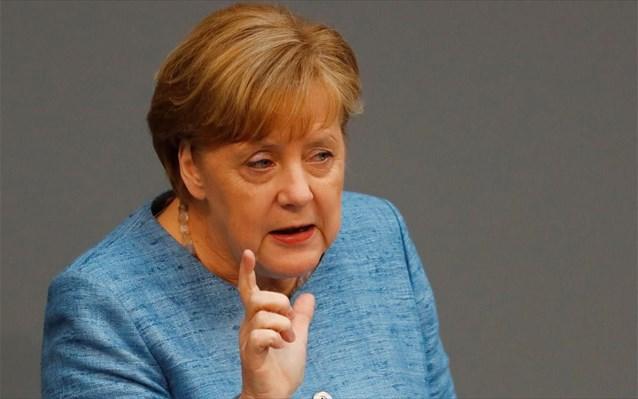 Μέρκελ: Συμφωνήσαμε άμεση επαναπροώθηση προσφύγων στην Ελλάδα