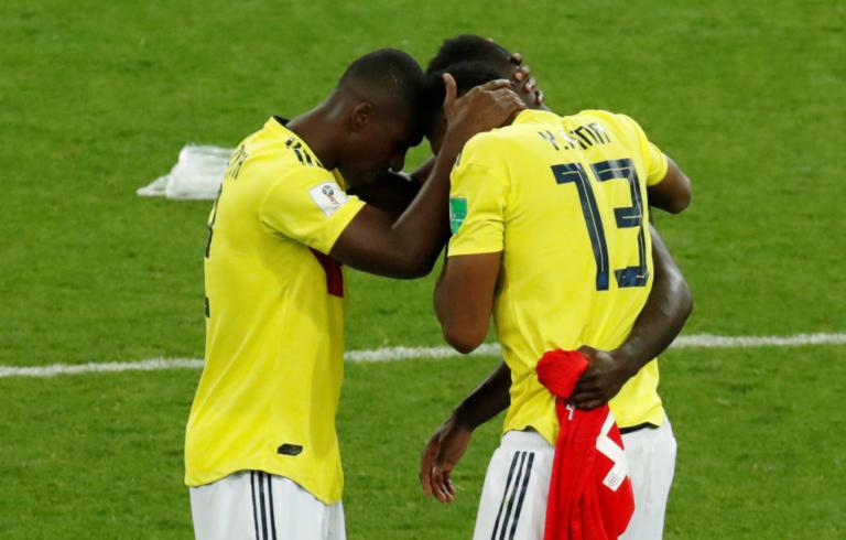 Απειλές θανάτου σε παίκτες της Κολομβίας
