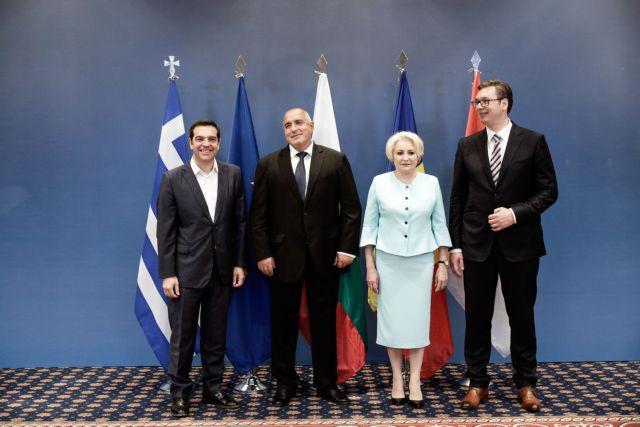 Τσίπρας: Θετική συγκυρία και γεωπολιτική δυναμική για τα Βαλκάνια