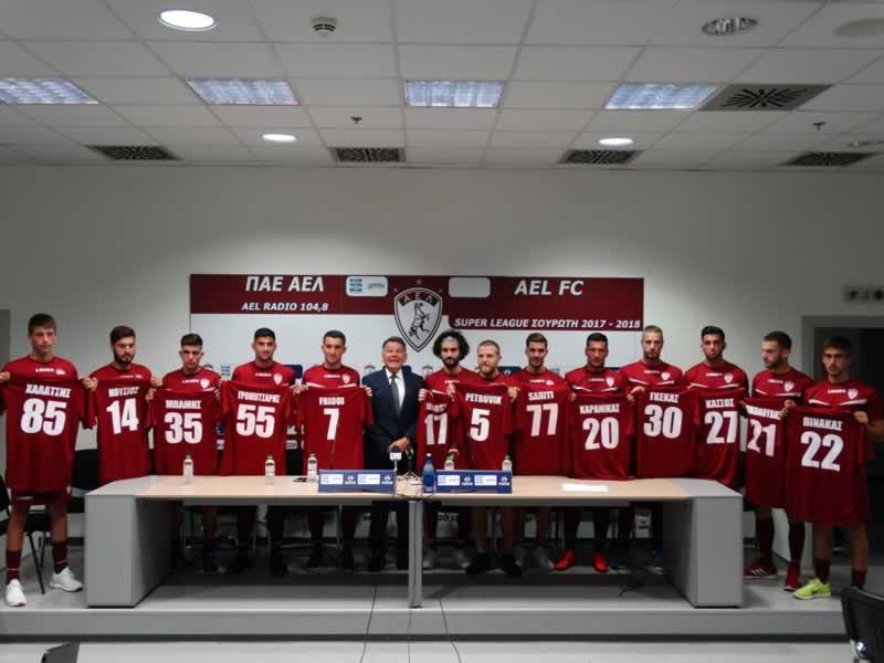 Κούγιας: «Θα παίζουμε στο AEL FC ARENA ότι και να γίνει»