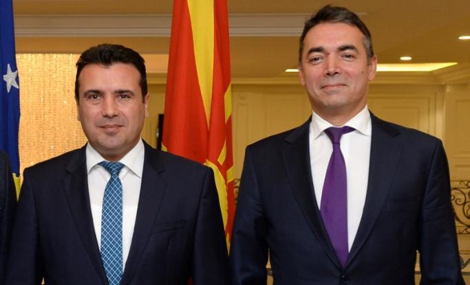 Κόλαση στα Σκόπια: Η αντιπολίτευση μηνύει Ζάεφ-Ντιμιτρόφ για τη συμφωνία των Πρεσπών