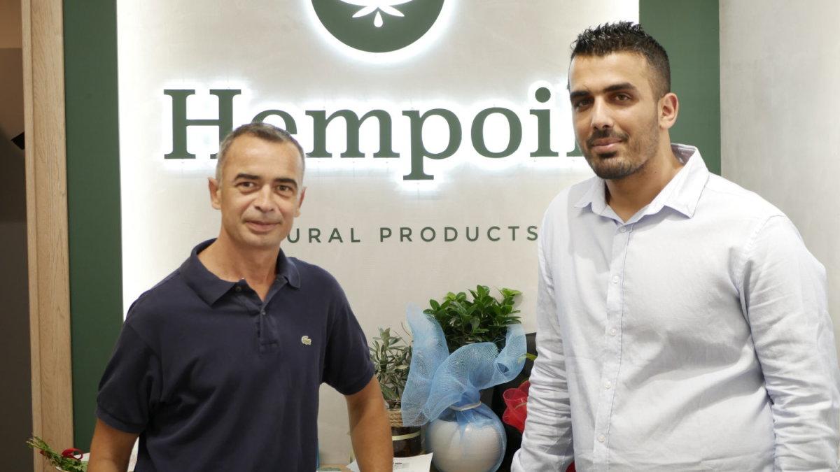 Ηempoil: Το πρώτο κατάστημα βιολογικής κάνναβης στη Λάρισα