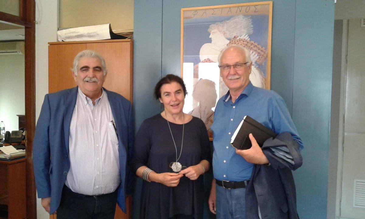 Καλογιάννης και Παπαδόπουλος συναντήθηκαν με Κονιόρδου