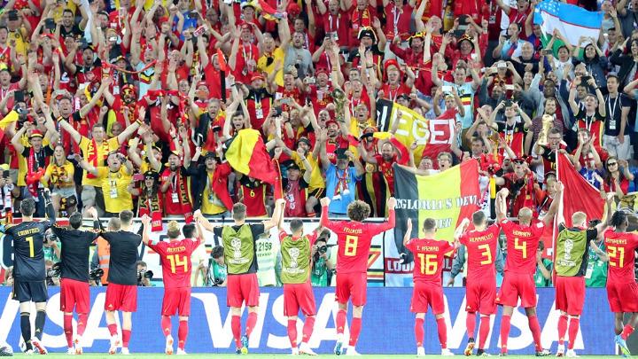 Βέλγιο, μία εθνική ομάδα που ενώνει μία χώρα!