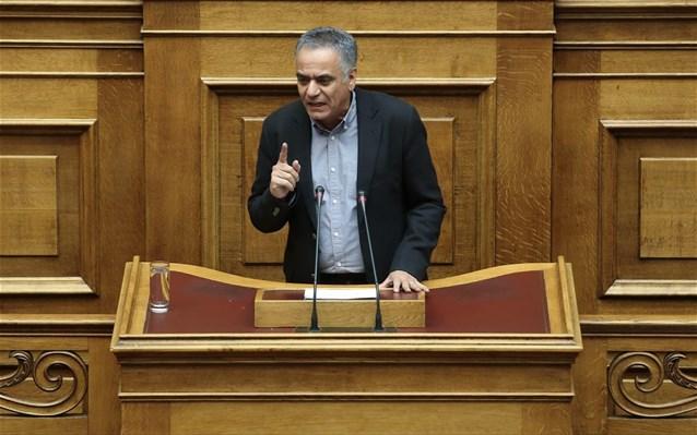 """Σκουρλέτης: Πρέπει να προχωρήσει η κατάτμηση Β"""" Αθήνας και Περιφέρειας Αττικής"""