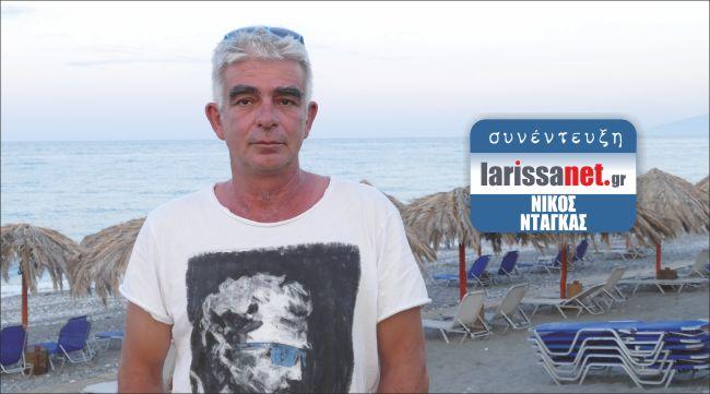 Nίκος Ντάγκας: Τοπικά προϊόντα, τοπία και γεύσεις το τρίπτυχο του τουρισμού